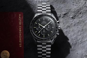 OMEGA onthult nieuwe Speedmaster Moonwatch