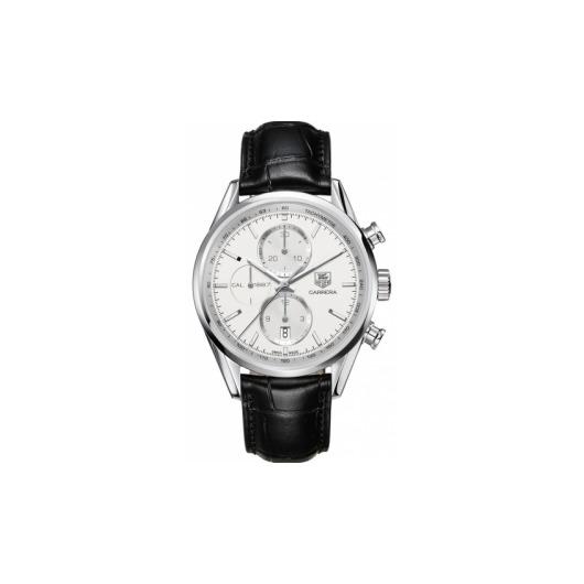 Horloge Tag Heuer Carrera Calibre 1887 automatic chronograph 41 mm CAR2111.FC6266