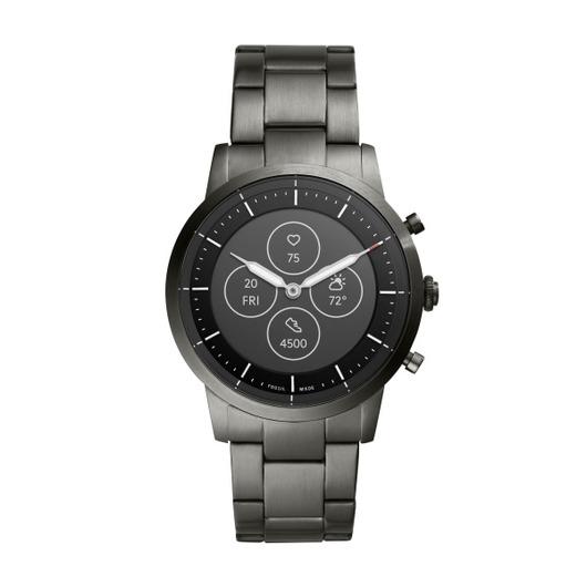Horloge FOSSIL COLLIDER HYBRID SMARTWATCH HR FTW7009