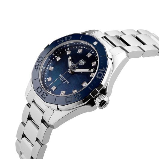 Horloge TAG HEUER AQUARACER Quartz WAY131L.BA0748