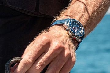 OMEGA introduceert nieuwe Seamaster Diver 300M 'America's Cup' Chronograaf