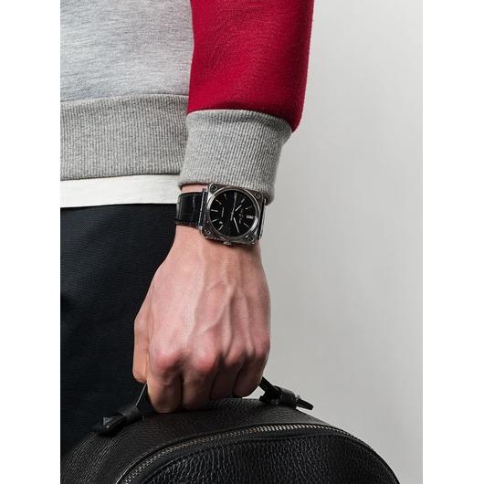 Horloge Bell & Ross BR S-92 Black Steel BRS92-BLC-ST/SCR