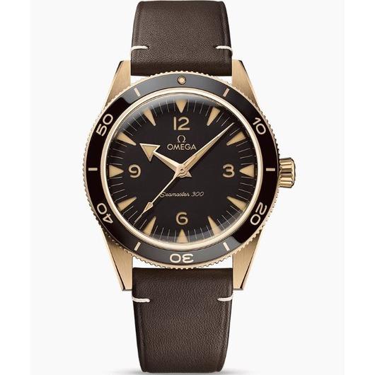 Horloge Omega Seamaster 300 Co-Axial Master Chronometer 234.92.41.21.10.001