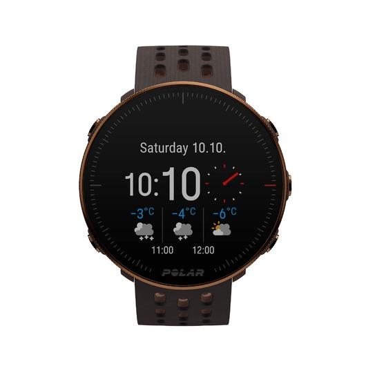 Horloge Polar Vantage M2 Koper/Bruin