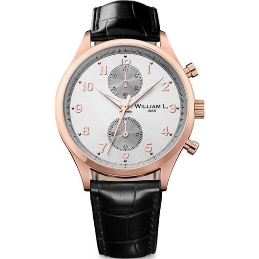 Horloge William L Chronograaf horloge WLOR02GOCN 'OTL'