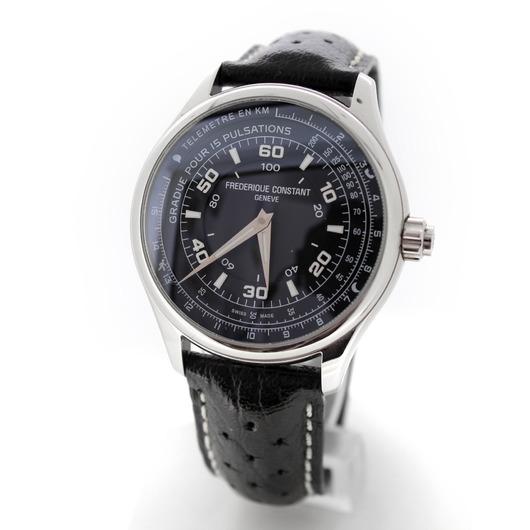 Horloge Frederique Constant Horological SmartWatch FC-282ABS5B6 '54235-426-TWDH'