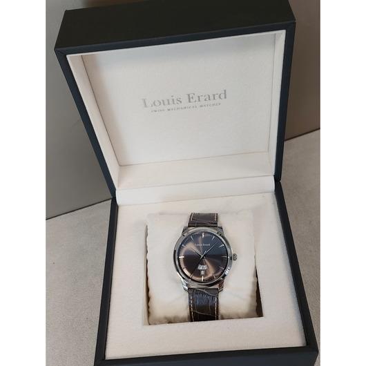 Horloge Louis Erard Heritage 15920AA03BEP1 '54239-425-TWDH'