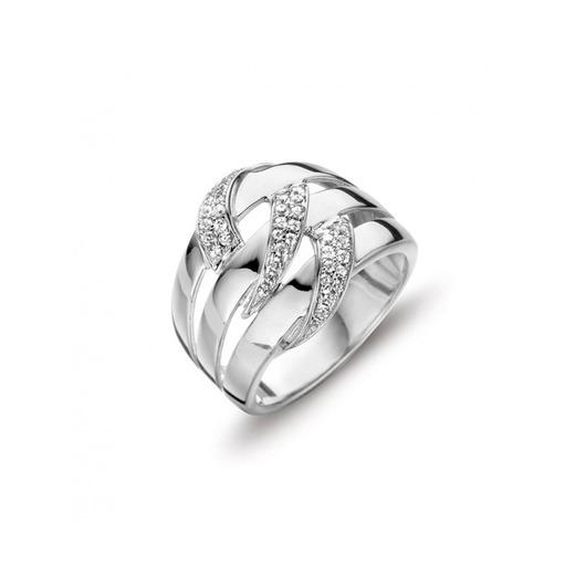 Juweel Silver Rose ring R6362W 'OTL'