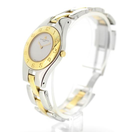 Horloge Baume & Mercier Linea MV045183 '54405/437-TWDH'