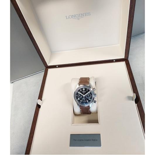 Horloge Longines Avigation BigEye L2.816.4.53.2 '439/CVTWDH'