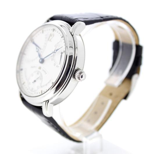 Horloge Maurice Lacroix Masterpiece Calendrier Retrograde 76840 Manual Wind 76840.1101 '54231/433-TWDH'
