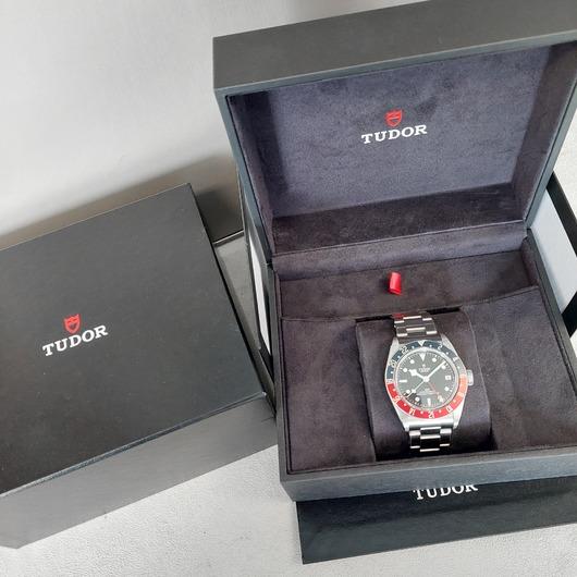Horloge Tudor Black Bay Gmt 79830RB '445/CV-TWDH'