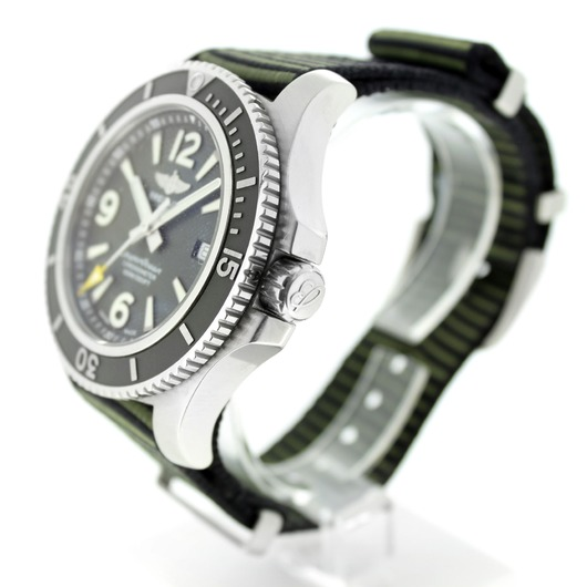 Horloge Breitling Superocean Automatic 44 Outerknown A17367A11L1W1 '55004/452-TWDH'