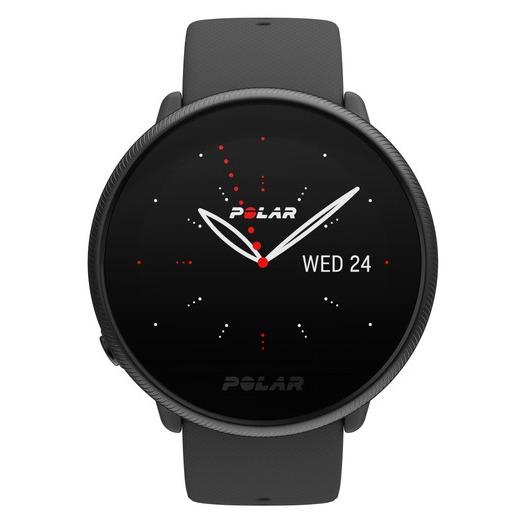 Horloge Polar Ignite 2 Black/Pearl S-L