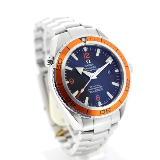 Horloge Omega Seamaster Planet Ocean 600M 2208.50.00 - '55134/455-TWDH'