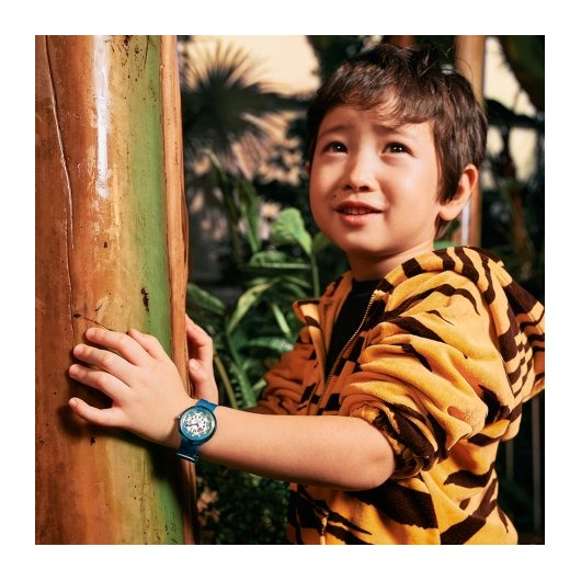 Horloge Flik Flak Pawsome FBNP175