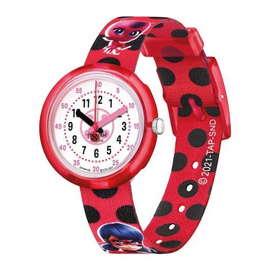 Horloge Flik Flak Miraculous Ladybug FPNP106