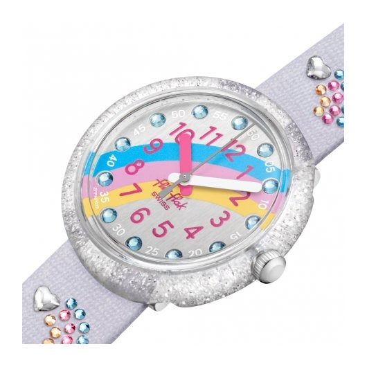 Horloge Flik Flak Over The Rainbow FPNP072