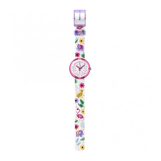 Horloge Flik Flak Tropicalia FPNP081