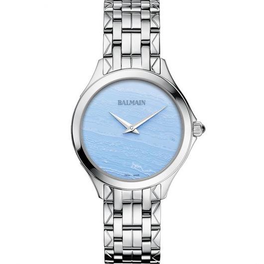 Horloge Balmain Flamea II Lace Blue Agate B47913397
