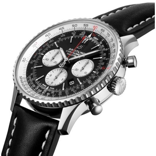 Horloge Breitling Navitimer B01 Chronograph 46 AB0127211B1X1