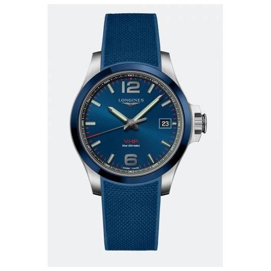 Horloge Longines Conquest V.H.P. 41mm L3.719.4.96.9