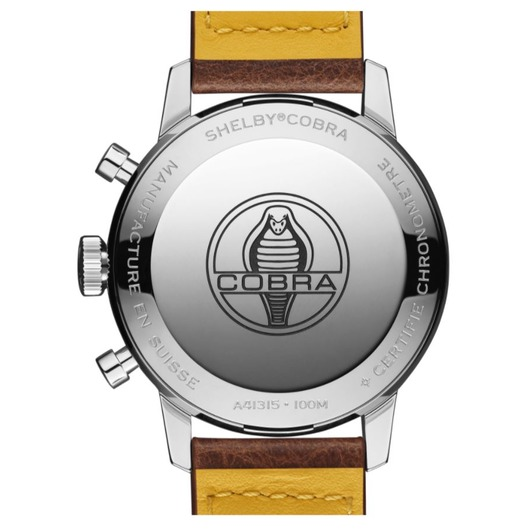 Horloge Breitling Top Time Shelby Cobra A41315A71C1X2