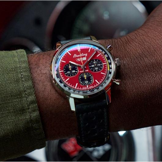 Horloge Breitling Top Time Chevrolet Corvette A25310241K1X1