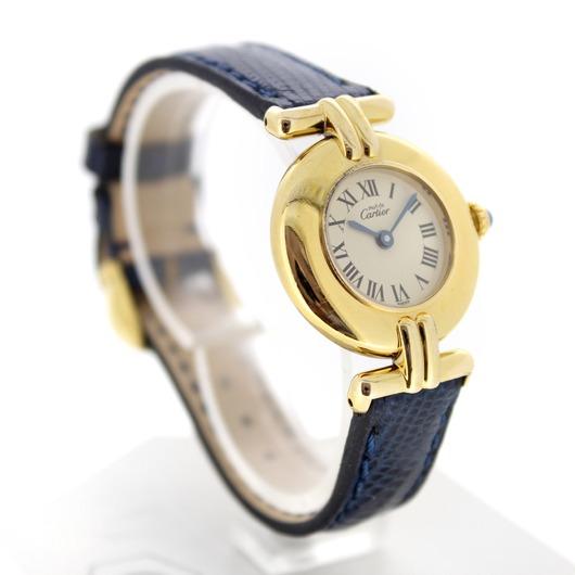 Horloge Cartier Colisee Vermeil 24mm '53809-468-TWDH'