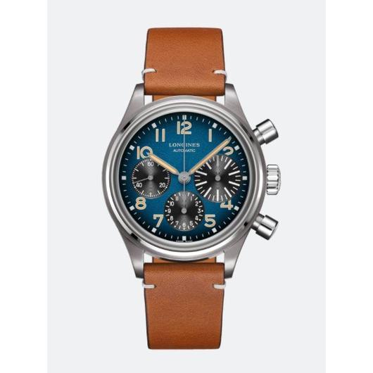 Horloge Longines Avigation BigEye L2.816.1.93.2