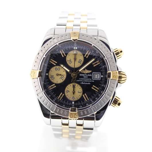Horloge Breitling Chronomat Evolution B13356 '55435-461-TWDH'