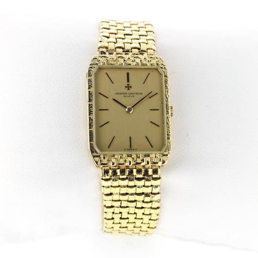 Horloge Vacheron Constantin 18 karaat geelgoud 53H278 '55433-460-TWDH'