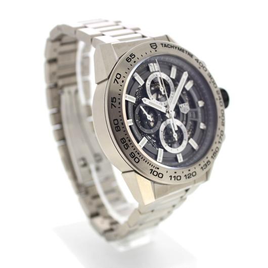 Horloge TAG Heuer Carrera CAR2A8A.BF0707 '471-CV-TWDH'