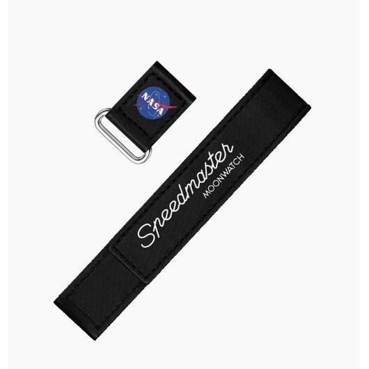 Horloge Omega 2-piece Black Speedmaster Moonwatch Velcro strap  032CWZ016042