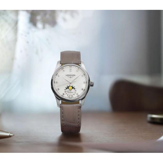 Horloge Longines Master Collection L2.409.4.87.4