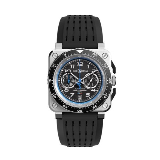 Horloge Bell & Ross Renault F1 Limited Edition BR0394-A521/SRB