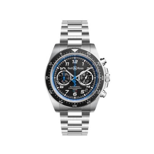 Horloge Bell & Ross Renault F1 Limited Edition BRV394-A521/SST