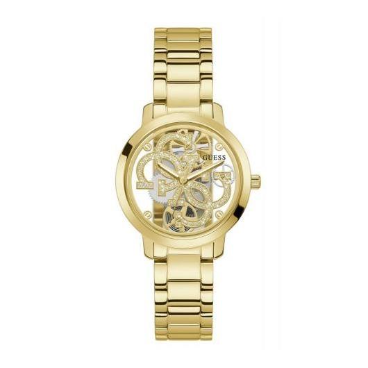 Horloge Guess Quattro Clear GW0300L2
