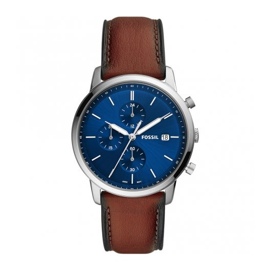 Horloge Fossil Minimalist Chrono FS5850