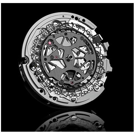 Horloge TAG Heuer Carrera Calibre HEUER 01 Automatic Chronograph 45 MM CAR2A1Z.FT6044