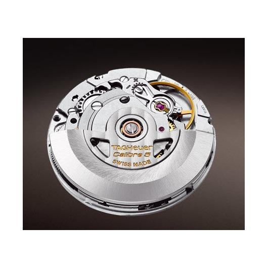 Horloge Tag Heuer Carrera WAR201C.FC6266 Calibre 5 Day-Date Automatic Watch 41 mm