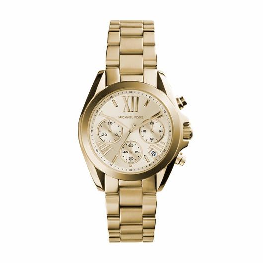 Horloge Michael Kors MK5798 - Mini Bradshaw