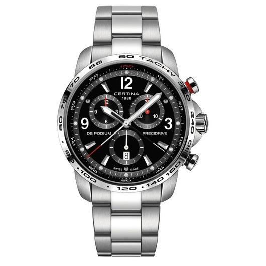 Horloge Certina DS Podium Chronograph 1/100 sec C001.647.11.057.00