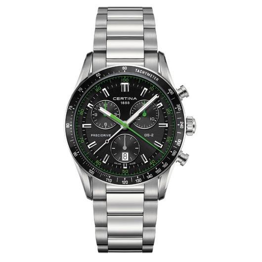 Horloge Certina DS-2 Chronograph 1/100 Sec C024.447.11.051.02