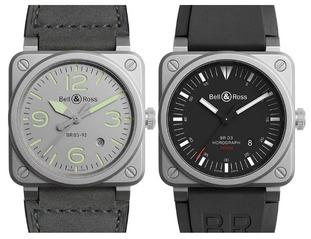 Bell & Ross BR 03-92 Horograph & Horolum Watches