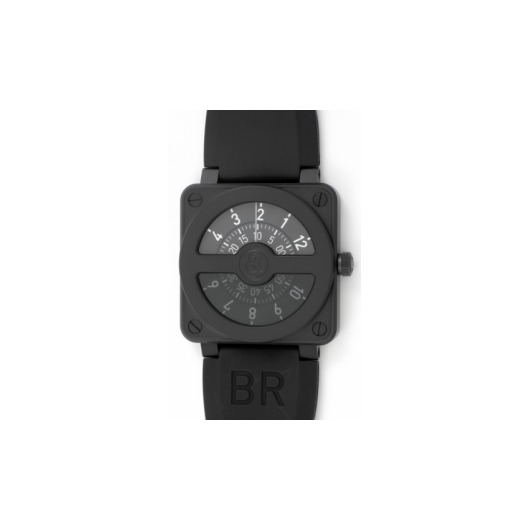 Horloge Bell & Ross BR 01 Compass Limited Edition BR0192-COMPASS-CA