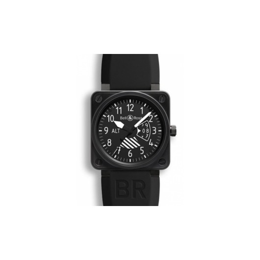 Horloge Bell & Ross BR 01-96 Altimeter Limited Edition BR0196-ALTIMETER