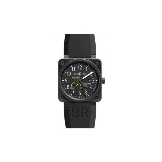 Horloge Bell & Ross BR 01-97 Climb Limited Edtition 999 BR0197-CLIMB