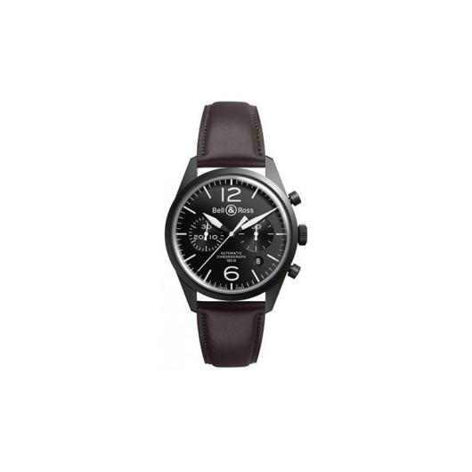 Horloge Bell & Ross BR 126 Original Carbon BRV126-BL-CA/SCA